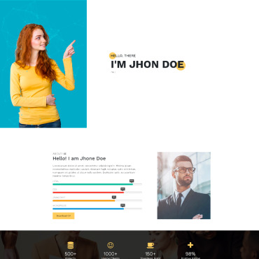 Website Template № 99339