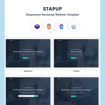 Website Template № 99340