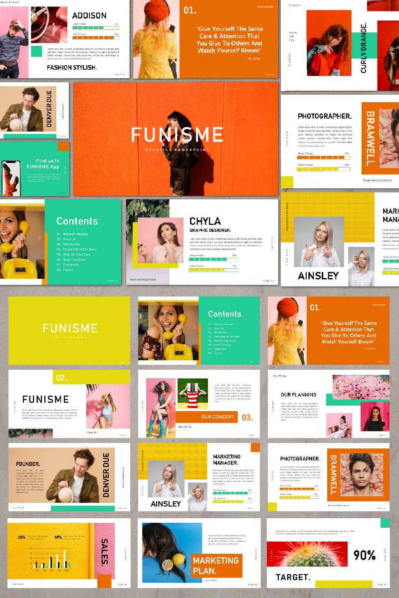 Funismefinal Funisme PowerPoint Template