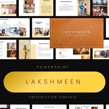 Template Amenajări interioare și mobilă PowerPoint #99372