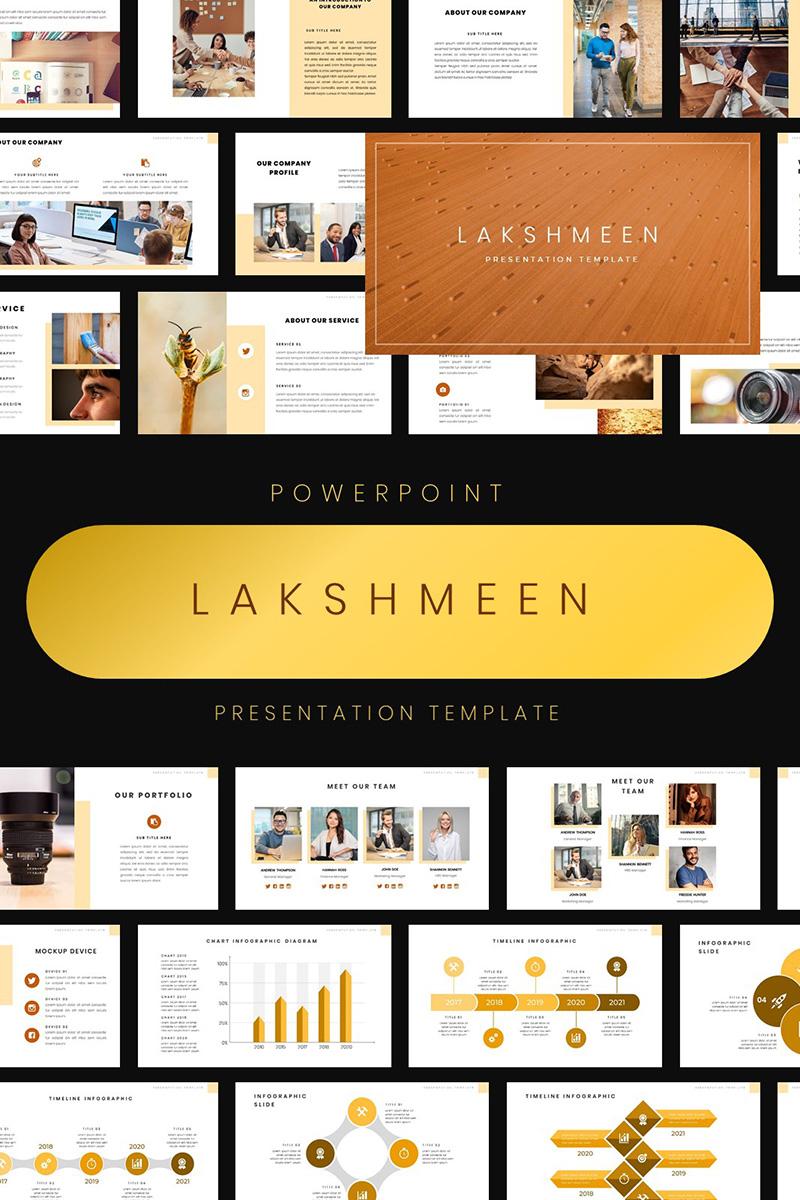 Lakshmeen PowerPoint Template