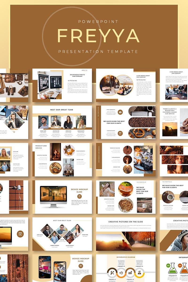 Freyya - Business PowerPoint Template