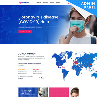 Website Template № 99435