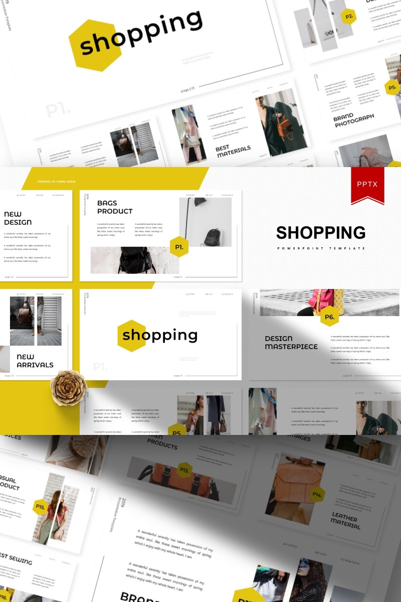Shopping | PowerPoint Template