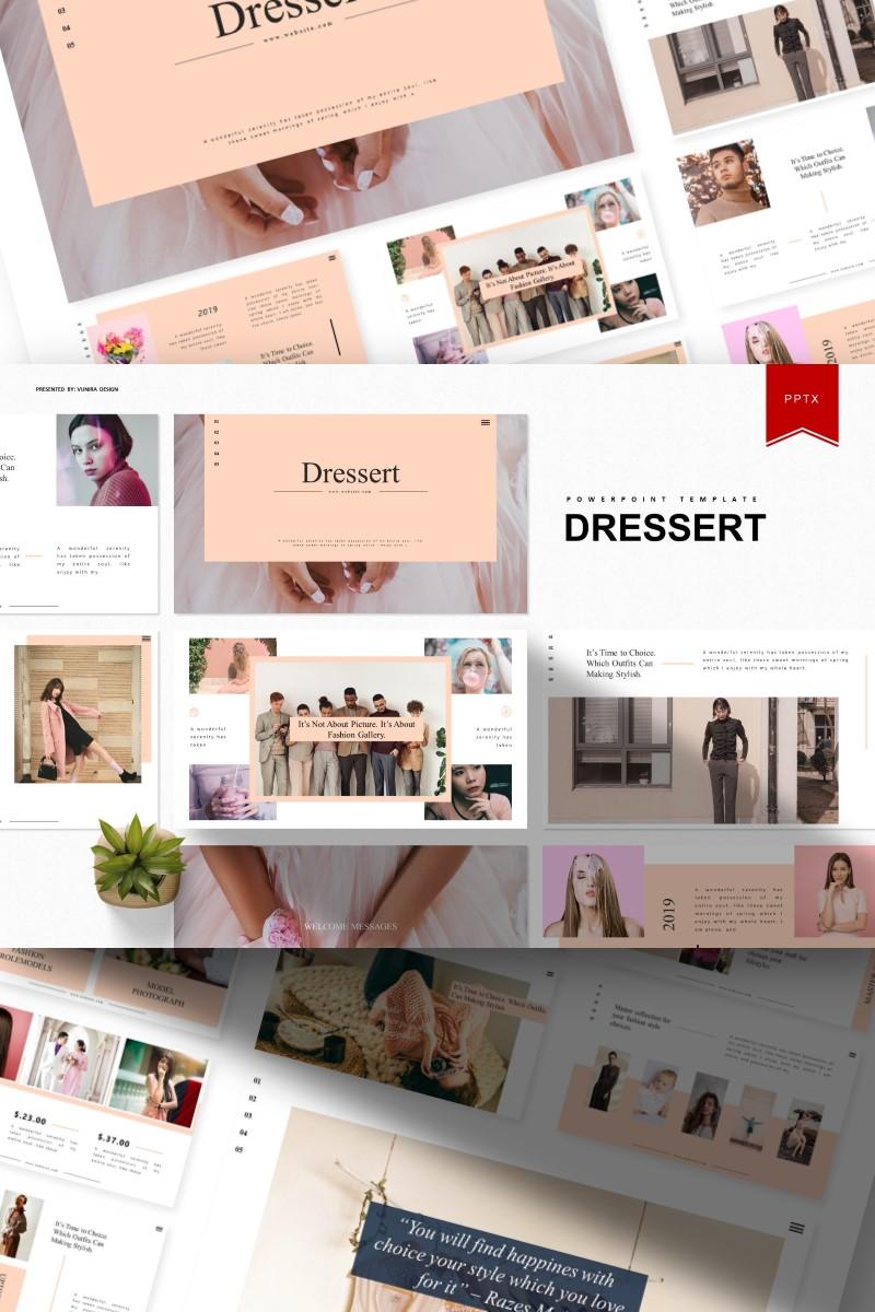 Dressert | PowerPoint Template