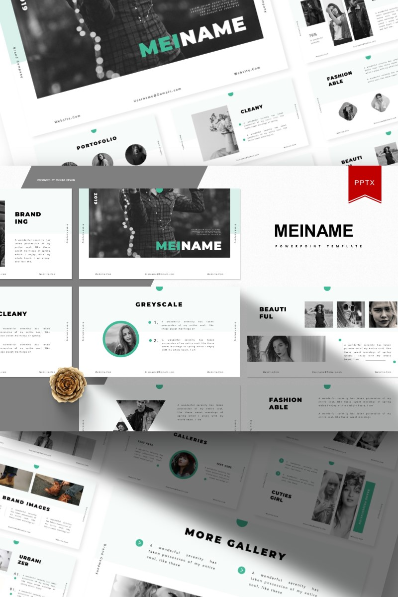 Meiname | PowerPoint Template