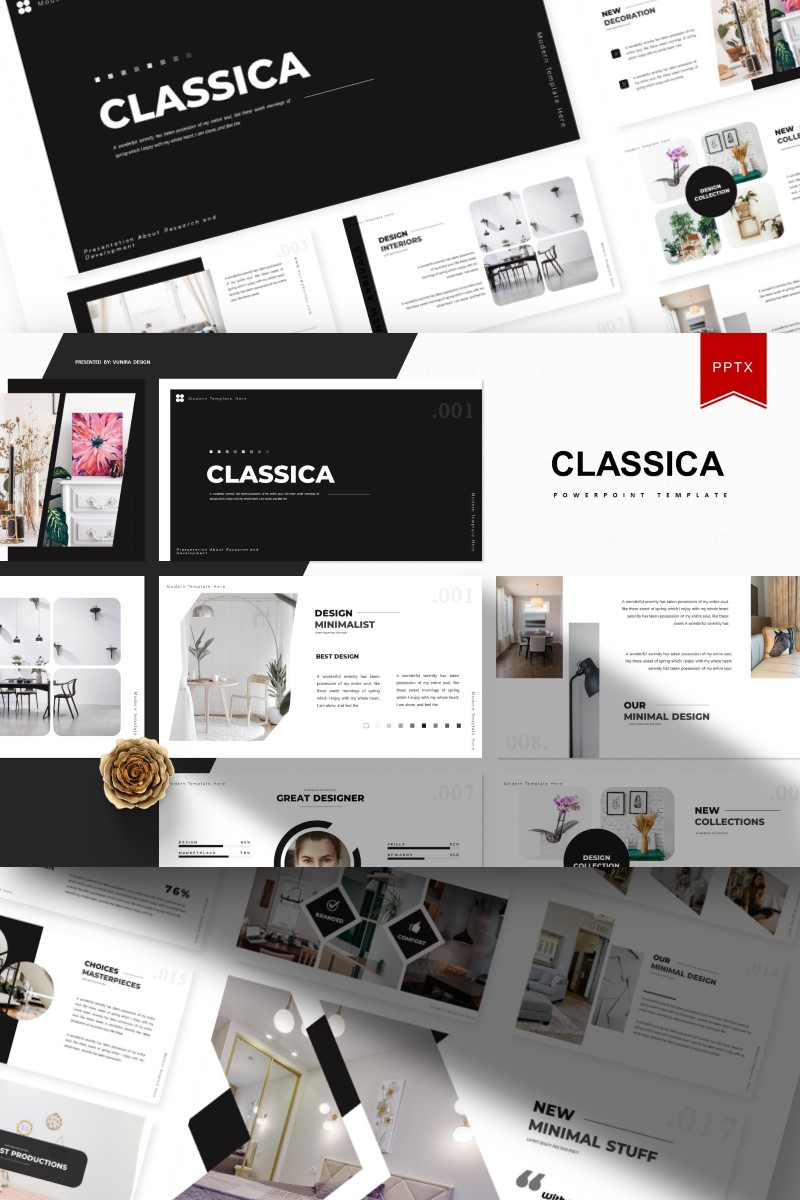 Classica | PowerPoint Template