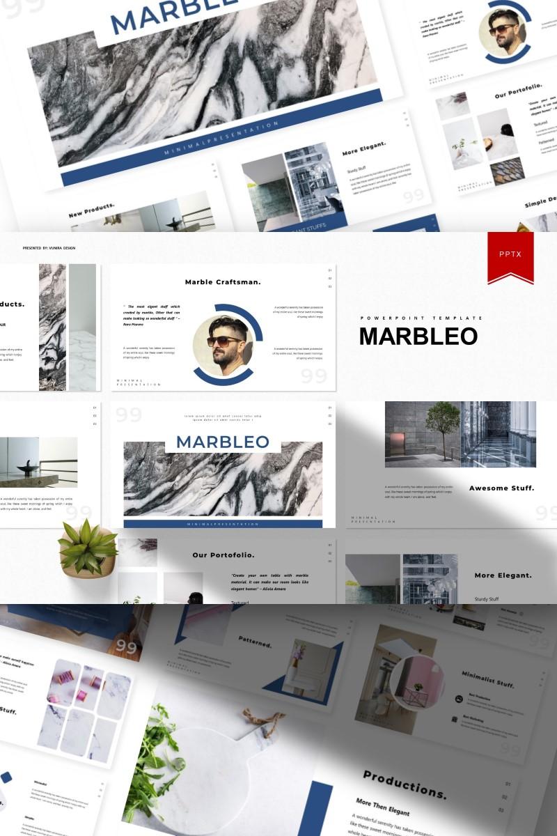 Marbleo | PowerPoint Template