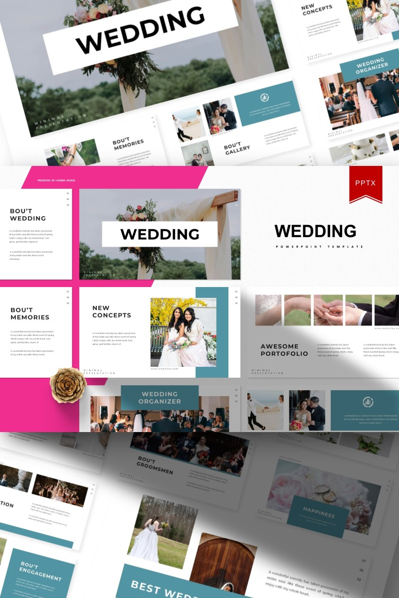 Wedding | PowerPoint Template