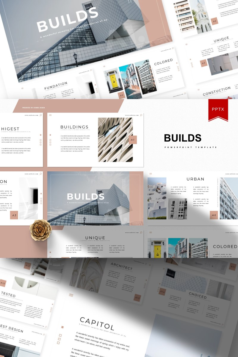 Builds | PowerPoint Template