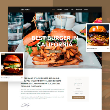 Website Template № 99731