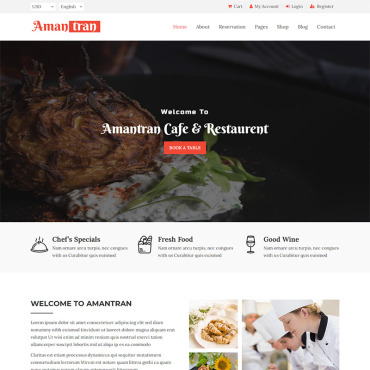 Website Template № 99816