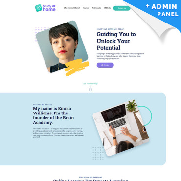 Website Template № 99821
