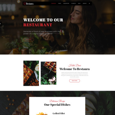 Website Template № 99874