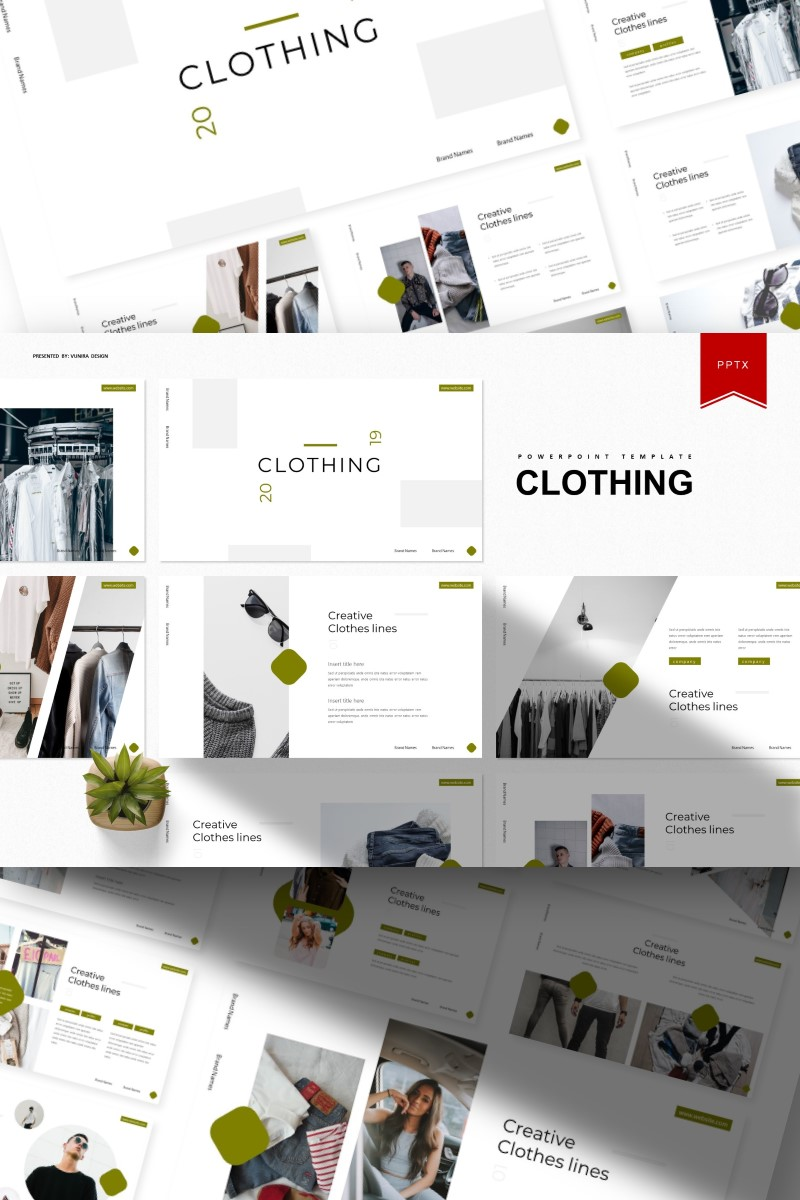 Chloting | PowerPoint Template